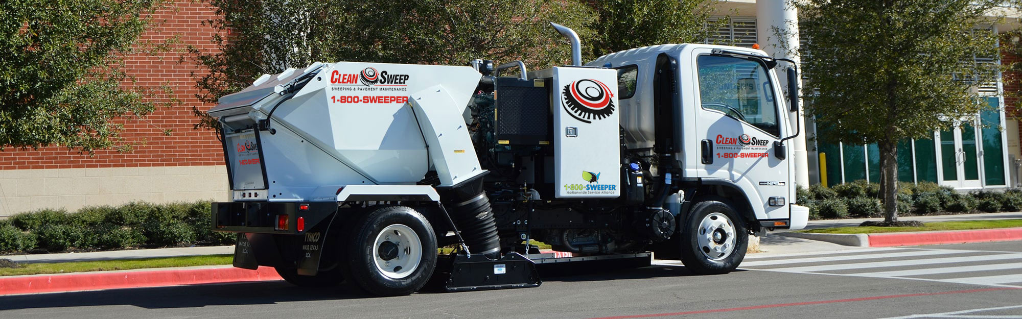 Specialized Equipment Plus Skilled Operators Equals Better Sweeping