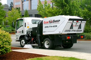 Why Power Pavement Sweeping?